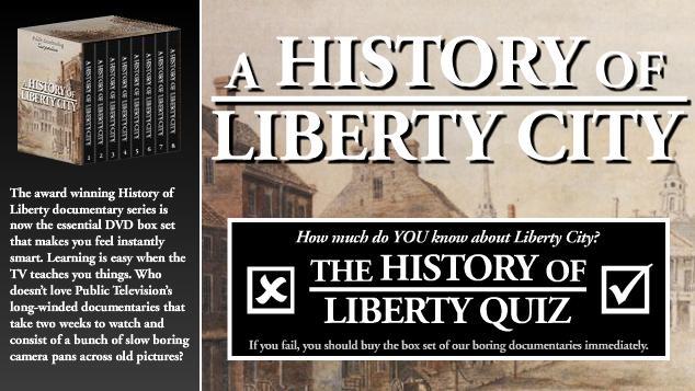 History of Liberty Flash