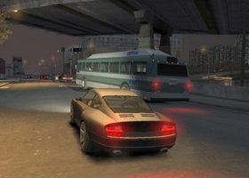 GTAIV Busses