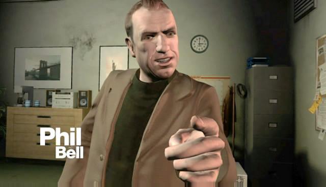 Phil Bell Trailer