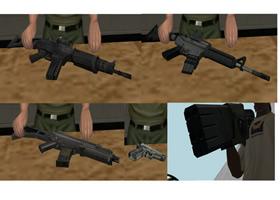 ZvOOk Weaponspack