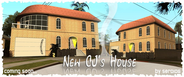 New CJ`s House by SerDIDG